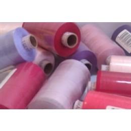 aspo sytråd til symaskiner i lyse rød over mørke rød til lilla-30