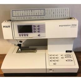 Pfaff Expression 2034 Brugt symaskine-30
