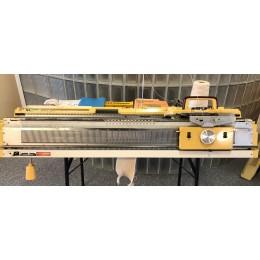 brugt Finstrikker-370 Empisal Knitmaster med patentapparat.-30