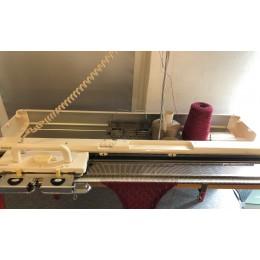 Brugt SK 840 elektronisk strikkemaskine-30