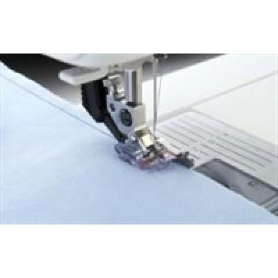 Pfaff® Quiltefod m/ lineal og IDT, ¼-tomme, klar-3