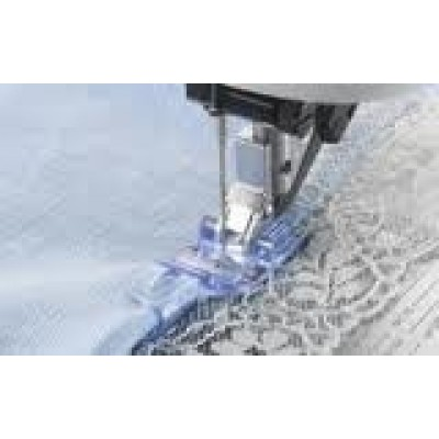 Husqvarna Viking® Brodér-/stoppe-trykfod R-30