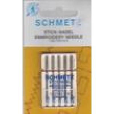 Symaskinenåle, Schmetz Broderinåle, 5-pack #80-3