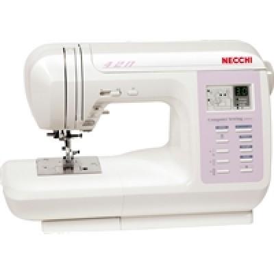 Necchi 420 Brugt-30