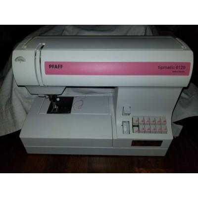 Pfaff Tipmatic 6120 Brugt-31