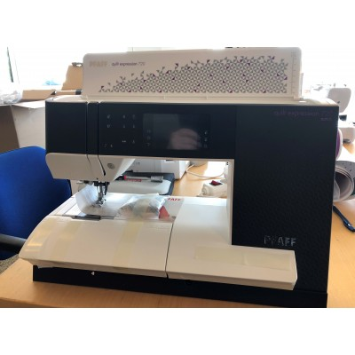Pfaff Expression 720 Symaskine-31