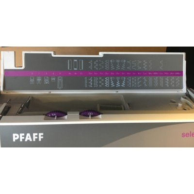 Symaskiner, Pfaff Select 3.2, symaskine-01