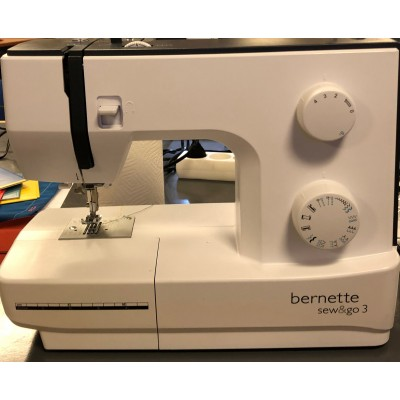 Bernette sew and Go 3-31