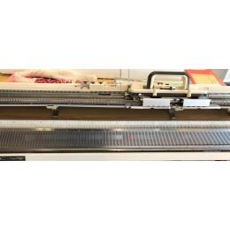 brugt strikkemaskine model 700 med ribapparat Srp 50-20